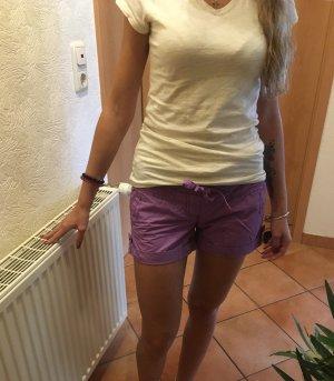 Urban Surface Hot Pants lilac