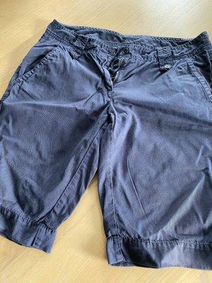 Benetton Shorts azul oscuro