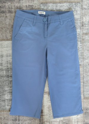 Boysen's Pantaloncino a vita alta grigio ardesia Cotone