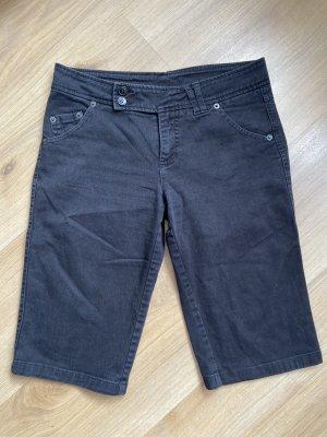 Jeans skinny nero Tessuto misto