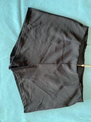 Hot Pants black-gold-colored