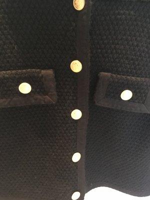 Hallhuber Blouse Jacket black