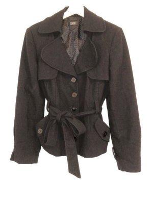 Steffen Schraut Short Jacket black