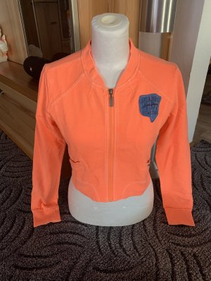 Garcia Jeans Veste polaire orange fluo