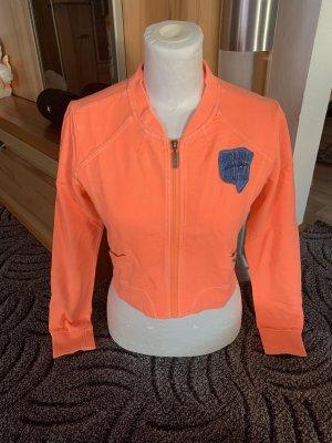 Garcia Jeans Fleece Jackets neon orange