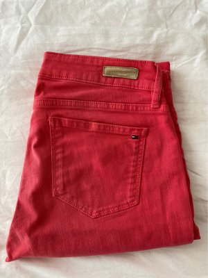 Tommy Hilfiger Jeans skinny rosso