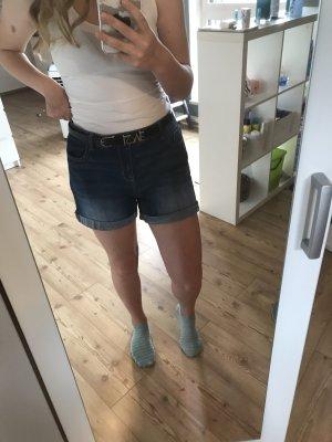 Denim Co. Denim Shorts blue