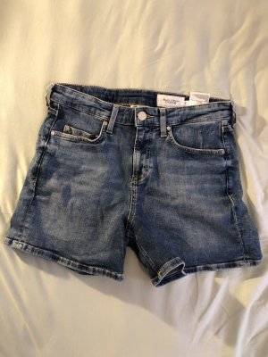 Marc O'Polo DENIM Denim Shorts blue