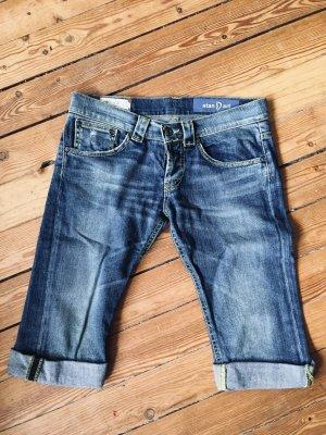 Dondup Jeans 3/4 multicolore coton