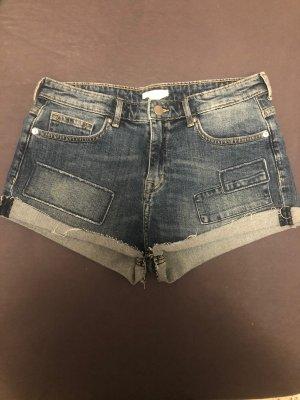 Kurze Jeans short hose