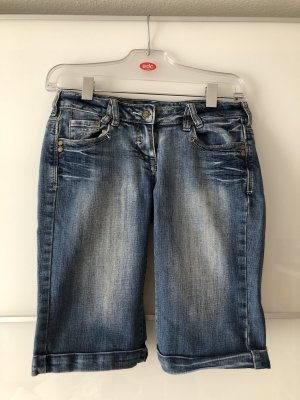 Pimkie Jeans a 3/4 multicolore Cotone