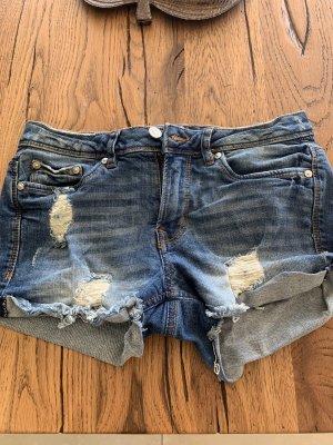 Kurze Jeanshorts/ Hotpans