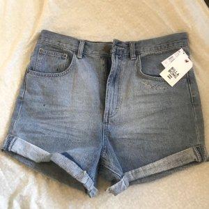 Billabong Short en jean bleu azur-bleuet