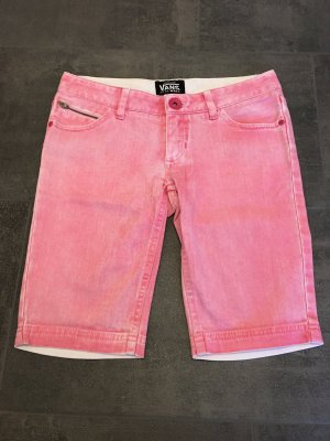 Vans Short rose fluo