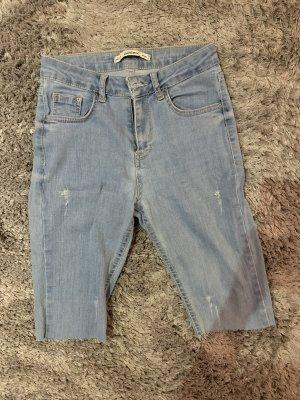 addax Skinny jeans lichtblauw