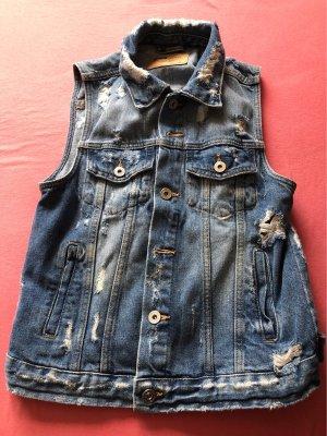 FB Sister Denim Jacket blue