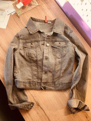 Kurze Jeansjacke Größe S