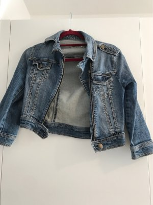 Kurze Jeansjacke von Brodway