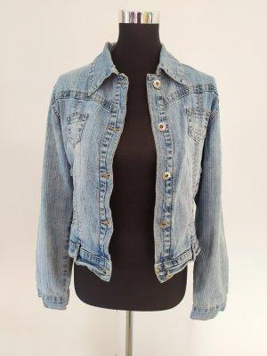 Kurze Jeansjacke von Jax Jeans Gr.M