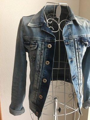 kurze jeansjacke von pepe jeans