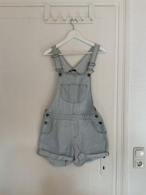 Urban Outfitters Bib Shorts azure