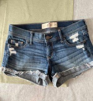 Hollister Shorts dark blue