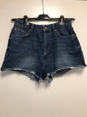 Denim Co. Denim Shorts blue-dark blue