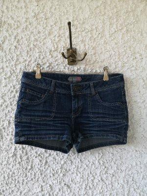 Boom boom Jeans Denim Shorts multicolored cotton