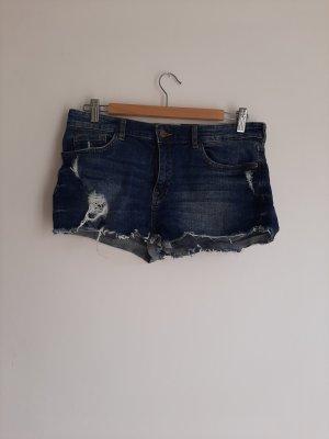 H&M Basic Jeansowe szorty Wielokolorowy