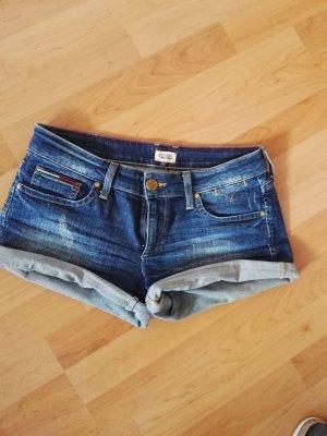 Kurze Jeansshorts von Hilfiger Denim