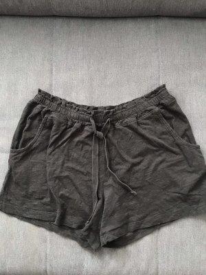 H&M Sport Shorts black cotton