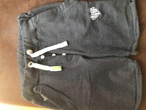 Alife & Kickin Stoffen broek donkerblauw