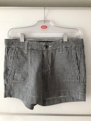 Levi's Shorts dark blue-white cotton
