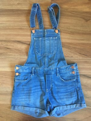 H&M Bib Denim multicolored