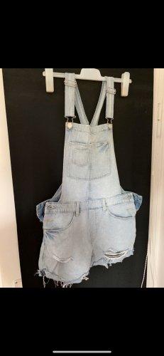 Tally Weijl Jeans met bovenstuk azuur