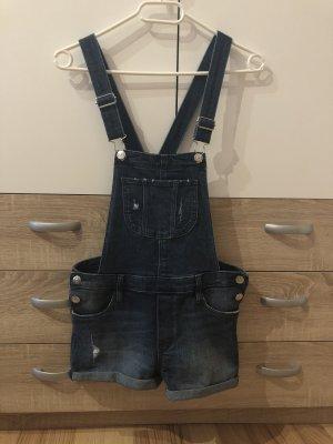 Bib Shorts petrol-steel blue