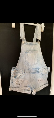Colloseum Jeans met bovenstuk azuur