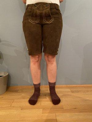 Spieth & Wensky Pantalon bavarois brun
