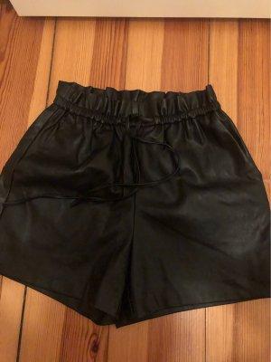 Mango casual Shorts black