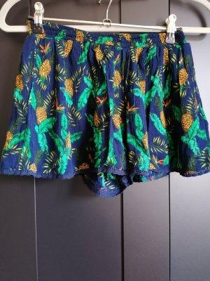 Superdry Shorts orange-dark green