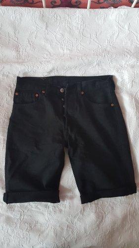 Levi's Denim Shorts black