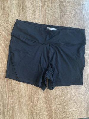 Forever 21 Pantalón corto deportivo gris antracita-gris oscuro