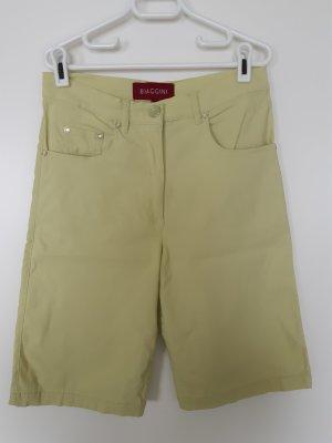 Biaggini Shorts giallo lime