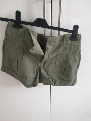 kurze shorts kurze hose khaki mango 34
