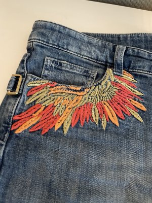 Zadig & Voltaire Shorts blue