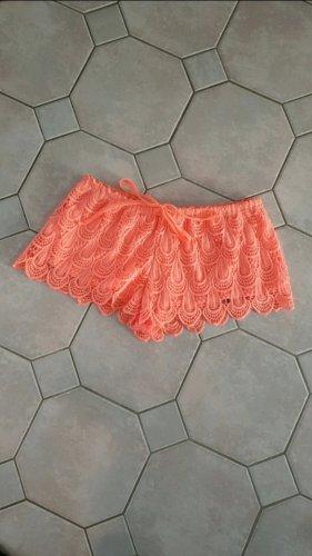 H&M Pantalón corto naranja claro-naranja