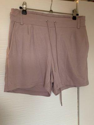 Kurze Shorts zum schnüren lilac alt Rosa Flieder