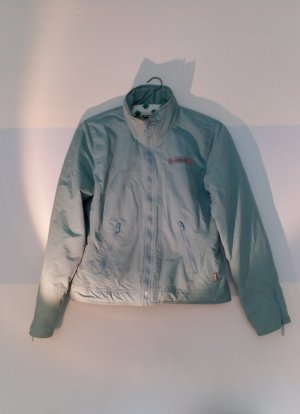 Chiemsee Outdoor Jacket light blue nylon