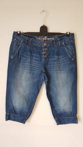 edc by Esprit Jeans a 3/4 blu scuro