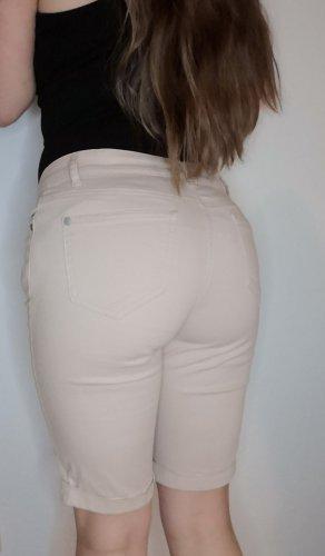 kurze Stoff Hose nude